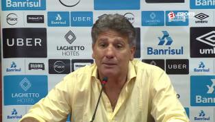 Renato não poupa palavras em coletiva após o Gre-Nal; confira as melhores respostas