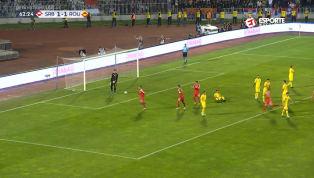 VÍDEO: Mitrovic marca um golaço para Sérvia