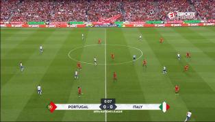 Confira os melhores momentos da vitória de Portugal sobre a Itália