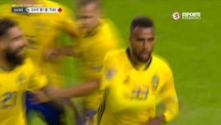 VÍDEO: Com uma virada sensacional, Turquia vence a Suécia na Nations League