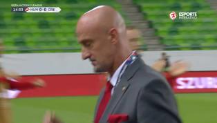 VÍDEO: Sallai marca um golaço após bela jogada da Hungria contra a Grécia