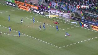 Fábio faz grandes defesas e segura vitória do Cruzeiro contra o Palmeiras; assista