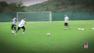 VÍDEO: Quaresma faz gol espetacular de trivela em treino do Besiktas
