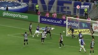 VÍDEO: Victor faz defesa espetacular em empate sem gols entre Atlético-MG e Cruzeiro