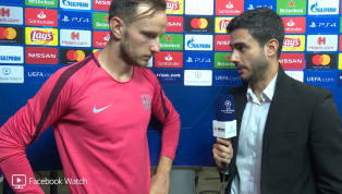VÍDEO: Rakitic exalta Messi e rechaça pressão por conquistas do Real Madrid