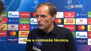 VÍDEO: Após derrota do PSG, Tuchel elogia Neymar e fala sobre expectativa sobre brasileiro