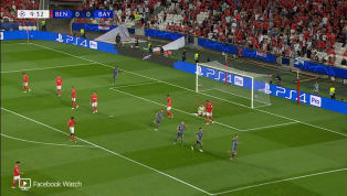 VÍDEO: Após grande jogada de Ribéry, Lewandowski abre o placar para o Bayern