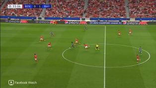 VÍDEO: Renato Sanches faz o segundo do Bayern e não comemora em respeito ao Benfica
