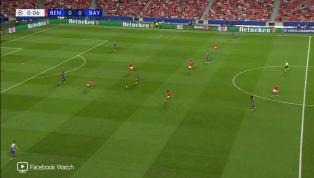 VÍDEO: Bayern de Munique vence Benfica por 2 a 0 fora de casa