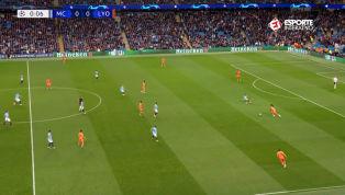 VÍDEO: Manchester City estreia com derrota em casa para o Lyon