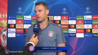 VÍDEO: Neuer fala sobre favoritismo do Bayern na Liga dos Campeões