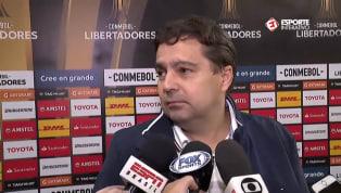 VÍDEO: Itair diz que árbitro estava mal-intencionado e cobra defesa por parte da CBF