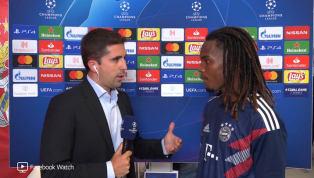 VÍDEO: Renato Sanches fala sobre marcar contra ex-clube e torcida pelo Benfica