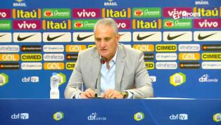 VÍDEO: Tite explica ausência de Douglas Costa: 'Lesão e o ato de indisciplina'