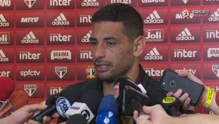VÍDEO: Diego Souza nega 'secada' ao Inter: 'Temos que fazer nossa parte'