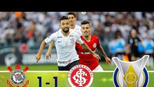 Com gol polêmico, Corinthians e Inter empatam em Itaquera
