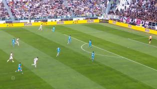 VÍDEO: Cristiano Ronaldo participa dos dois gols de Mandzukic pela Juventus em cima do Napoli