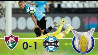 Grêmio vence o Fluminense no Rio, e encosta na ponta da tabela; veja os lances