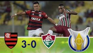 Com dois de Uribe, Flamengo vence o Fluminense por 3 a 0 no Maracanã; veja os lances