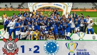 Cruzeiro bate o Corinthians na Arena e se torna hexa da Copa do Brasil; veja os lances