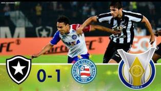 No Nilton Santos, Bahia bate o Botafogo com gol de Edigar Junio; veja os lances