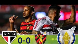 Nene perde pênalti e São Paulo fica no 0 a 0 com o Sport, no Morumbi