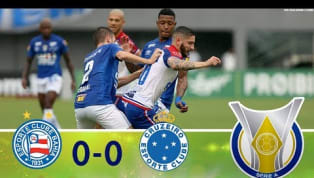 Bahia e Cruzeiro não saem do zero, e terminam Brasileirão com empate