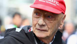 Niki Lauda piora e é submetido a transplante de pulmão