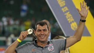 Carille desabafa ao falar da sua saída do Corinthians