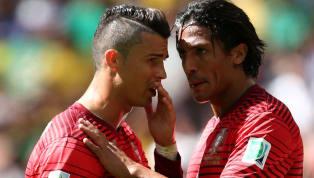 'Já pedi autorização para dar umas porradinhas', diz Bruno Alves sobre  Cristiano Ronaldo