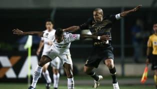 Sheik rebate críticas de time azarão após a derrota para o Santos