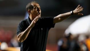 Santos tenta convencer Muricy a ser o novo técnico do clube