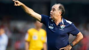 Marcelo Oliveira é demitido após derrota do Fluminense para o Atlético-PR