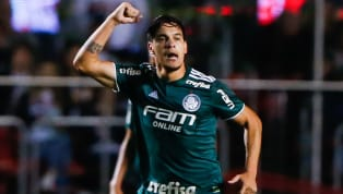 Gustavo Gómez quer continuar no Palmeiras e exalta trabalho de Mattos: 'Muito bom'