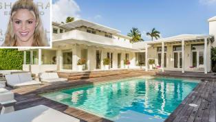 DE LUJO: La mansión en Miami Beach que Shakira ha puesto en venta