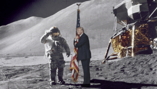Conservatives Outraged That Neil Armstrong Movie Isn't Two Hours of America Worship (Opinion)