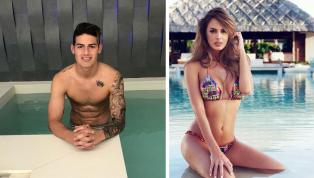 EVIDENCIA: La foto que confirmaría el romance entre James Rodríguez y Shannon De Lima