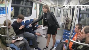 Shocker: Woman Pouring Bleach on 'Manspreading' Train Riders Might Be a Publicity Stunt (OPINION)