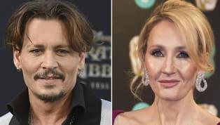 Johnny Depp 'Felt Bad' JK Rowling Had to Defend His 'Fantastic Beasts' Casting