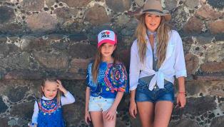 ASTUCIA: Geraldine Bazán hace lo posible para que sus hijas estén lejos de Irina Baeva