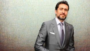 NUEVO RETO: Demián Bichir podría protagonizar la próxima película de Godzilla