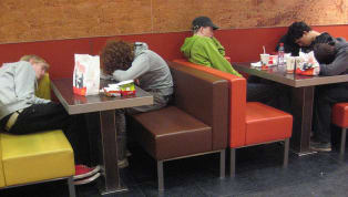 Teenagers Lack the Social Skills to Work at McDonald's, Report Says