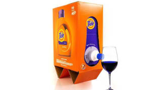 Tide Denies That New 'Boxed Wine' Detergent Is Plot to Kill Off Weak-Minded Millennials