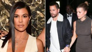 Kourtney and Kim Kardashian Spotted Out With Scott Disick and Sofia Richie