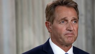 Sh-tstorm Update: Jeff Flake Receives Death Threats From Kavanaugh Supporters