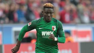 Dynamo Dresden jagt ehemaligen Augsburger Daniel Opare
