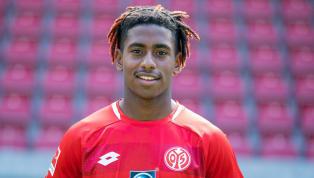 Leandro Barreiro unterschreibt einen Profivertrag beim FSV Mainz 05