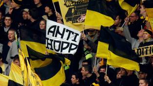 Prompte Retourkutsche: BVB-Fans schießen gegen Dietmar Hopp zurück