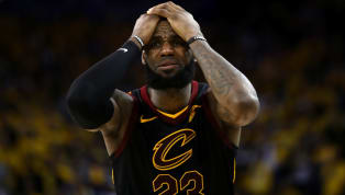 Tristan Thompson-Draymond Green Fight Shows LeBron is Totally Done With the Cavs