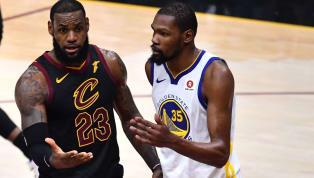 REPORTE: Kevin Durant podría unirse a LeBron en Lakers el próximo verano